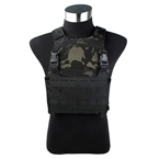 Picture of TMC Fighter Plate Carrier (Multicam Black)