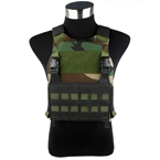 Picture of TMC Fighter Plate Carrier (Woodland)