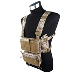 Picture of TMC Modular Lightweight Chest Rig Full Set (AOR1)