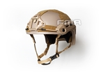 Picture of FMA MT Style Helmet (TAN) Wilcox Mich Aor1