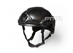 Picture of FMA MT Style Helmet (Black) Wilcox Mich Aor1