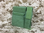 Picture of FLYYE MOLLE Administrative/Pistol Mag Pouch (Olive Drab)
