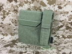 Picture of FLYYE MOLLE Administrative/Pistol Mag Pouch (Ranger Green)