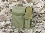 Picture of FLYYE MOLLE Administrative/Pistol Mag Pouch (Coyote Brown)
