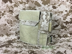 Picture of FLYYE MOLLE Administrative/Pistol Mag Pouch (AOR1)