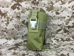Picture of FLYYE PRC 148 MBITR Radio Pouch (Khaki)