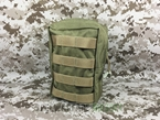 Picture of FLYYE MOLLE Vertical Accessories Pouch (Coyote Brown)