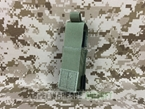Picture of FLYYE .45 Pistol Magazine Pouch (Ranger Green)