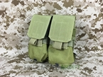 Picture of FLYYE Molle Double M14 Mag Pouch (Khaki)
