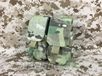 Picture of FLYYE Molle Double M14 Mag Pouch (Multicam)