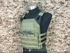 Picture of FLYYE Swift Plate Carrier JPC Vest (Size L Ranger Green)
