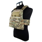 Picture of TMC Modular Assault Vest System MBAV Plate Carrier (Small Size)
