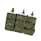 Picture of TMC Tactical Open-Top Triple Mag Pouch (Multicam Tropic)