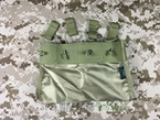 Picture of TMC MP7 Inner Magazine Pouch for 6094 Plate Carrier (Khaki)