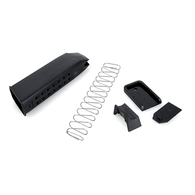 Picture of TMC G17 Mag Style CR123A Battery Case (Black)