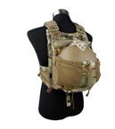 Picture of TMC Helmet Bungee Back Panel for MP20 (Multicam)