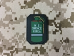 Picture of Worrior M18 RED SMOKE Tactical PVC Patch (Free shipping)