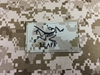 Picture of Warrior Dummy IR Arc'teryx Morale Patch (AOR1) (Free Shipping)