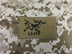 Picture of Warrior Dummy IR Arc'teryx Morale Patch (CB) (Free Shipping)