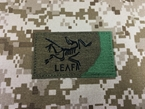 Picture of Warrior Dummy IR Arc'teryx Morale Patch (Woodland) (Free Shipping)