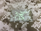 Picture of Warrior Luminous Arc'teryx Morale Patch (AOR1) (Free Shipping)