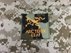 Picture of Warrior Luminous Arc'teryx Morale Patch (Woodland) (Free Shipping)