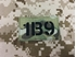 Picture of Warrior Dummy IR Tactical 1B9 Patch (Multicam) (Free Shipping)