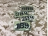 Picture of Warrior Dummy IR Tactical 3B9 Patch (Multicam) (Free Shipping)