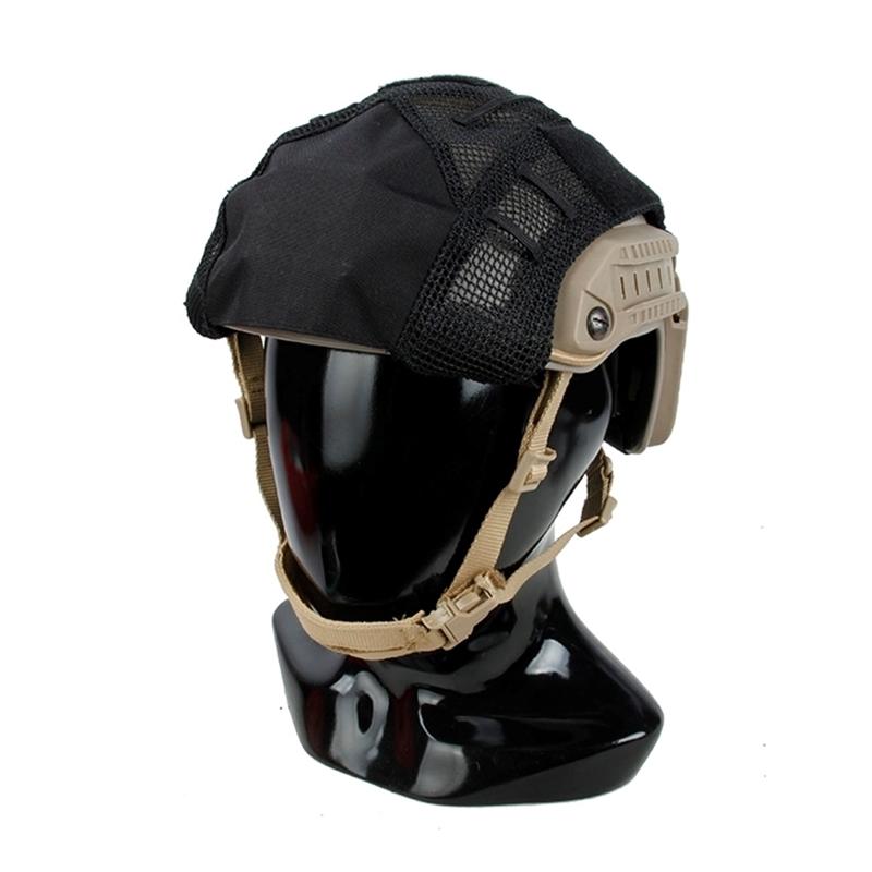 Picture of TMC Fast Maritime Mesh Helmet Cover (M/L)(Black)