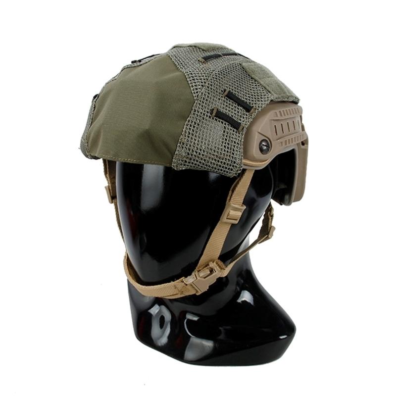 Picture of TMC Fast Maritime Mesh Helmet Cover (M/L)(RG)