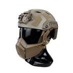 Picture of TMC Super Flowing Helmet Light Version with Modular Lightweight Mask (M/L DE)
