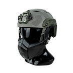 Picture of TMC Super Flowing Helmet Light Version with Modular Lightweight Mask (M/L FG)