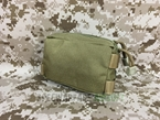 Picture of FLYYE MOLLE Small Accessories Pouch (Coyote Brown)