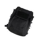 Picture of TMC Vest Pack Zip On Panel 2.0 (Black)