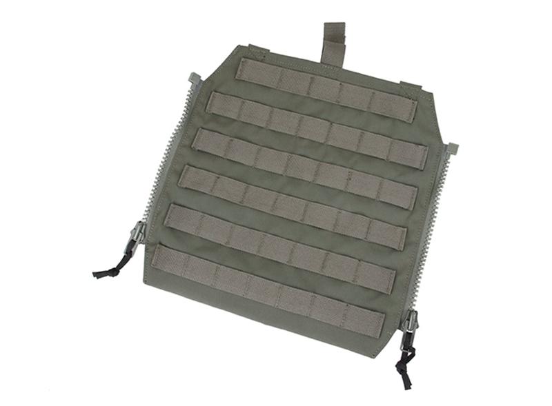 TMC Vest Molle Zip On Panel (RG)