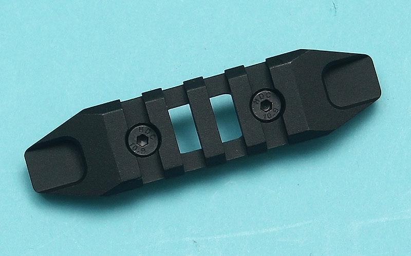 Picture of G&P M-Lok / Keymod 85mm Rail Type B (Black)