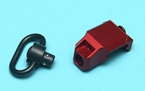 Picture of G&P QD Sling Swivel A for RAS Series (Red)