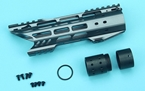 Picture of G&P Multi-Task Fore Change System 8 Inch Shark M-Lok (Slim) for G&P M.T.F.C. System (Gray)