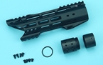 Picture of G&P Multi-Task Fore Change System 8 Inch Shark M-Lok (Slim) for G&P M.T.F.C. System (Black)