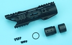Picture of G&P Multi-Task Fore Change System 8 Inch Shark M-Lok for G&P M.T.F.C. System (Black)