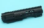 Picture of G&P CQB Railed Handguard with SAI QD System (Black)