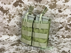 Picture of FLYYE EV Universal Double Mag Pouch (Khaki)