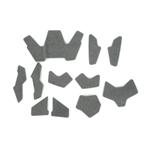 Picture of TMC Universal Exterior Helmet Loop Kit (FG)