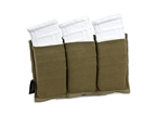 Picture of TMC Tactical Strike Triple Mag Pouch (Khaki)
