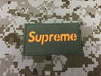 Picture of Warrior Luminous Supreme Morale Patch (RG) (Free Shipping)