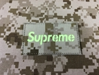Picture of Warrior Luminous Supreme Morale Patch (AOR1) (Free Shipping)
