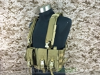 Picture of FLYYE MPCR Zipper Tactical Band Vest (Coyote Brown)