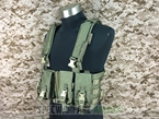 Picture of FLYYE MPCR Zipper Tactical Band Vest (Ranger Green)