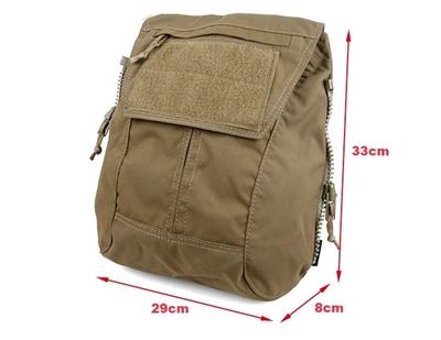Picture of TMC Vest Pack Zip On Panel (CB)
