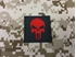 Picture of Warrior Punisher Skull Navy Seal Reflective Patch (Black-Red) (Free Shipping)
